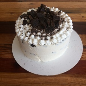 Girl Scout Mint cake